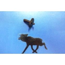 KLIPS TAPICERKI SAAB 900 II , 9-3 ( 1994 - 2002 ) SPINKA